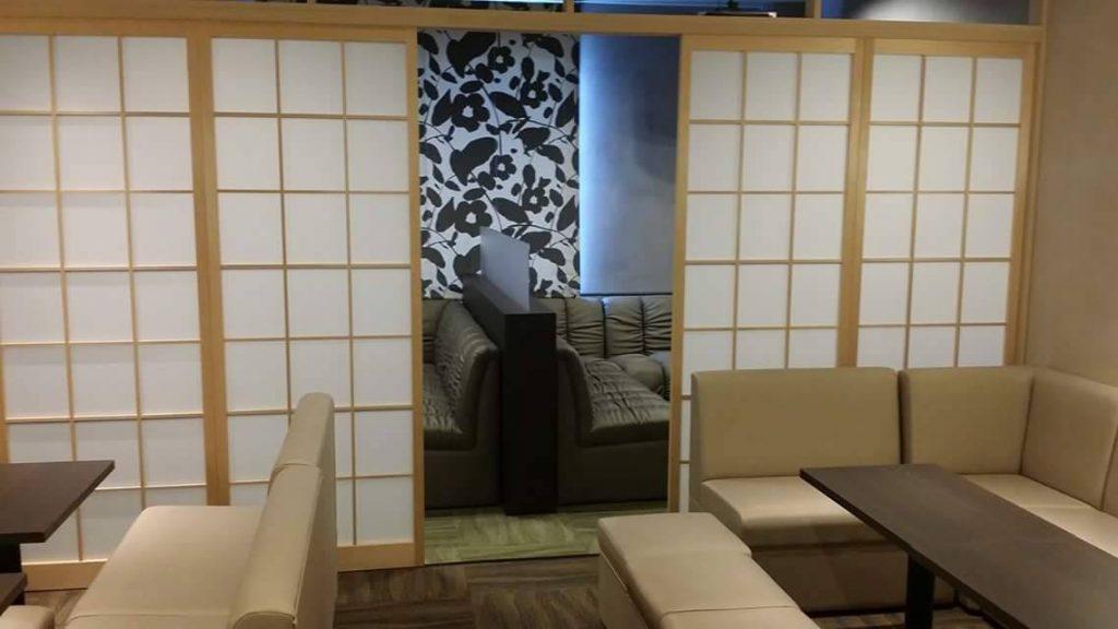 Lounge絹